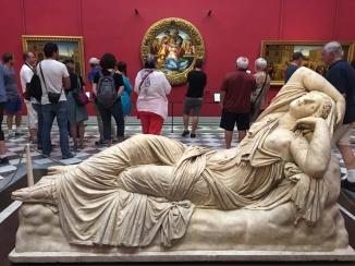 Liveflorencetours. Uffizi gallery