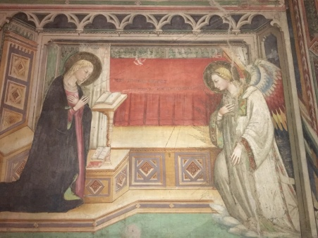 Liveflorencetours. The Annunciation